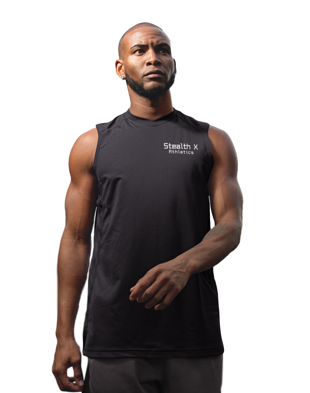 Black Performance Tank