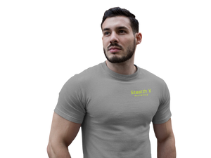 Grey Performance Tee