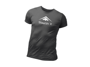 Dark Grey Stealth Everyday Tee