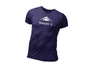 Navy Stealth Everyday Tee