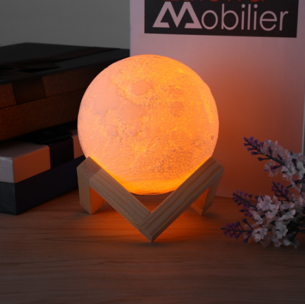 Phoebe: The 3D Printed Moon Lamp