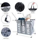 SHUSHI: The Collapsible Laundry Basket