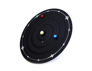 Microtimes Galaxy Magnetic Wall Clock