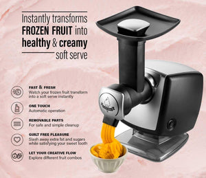 Magic Frozen Fruit Dessert Machine