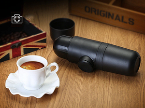 Minipresso: The Portable Espresso Machine