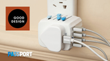 Passport Pro Global Adapter