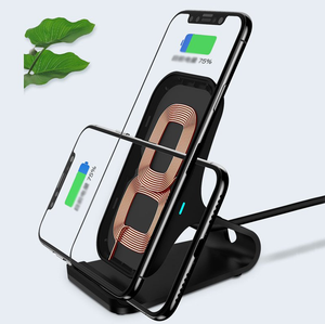 Izzy: The Wireless Base Smartphone Charger