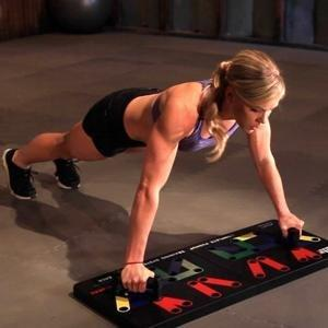 Power Press Up Home Workout Tool