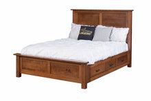 Emory Grand Storage Platform Bed