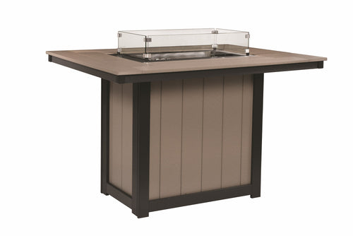 Donoma Counter Height Fire Table