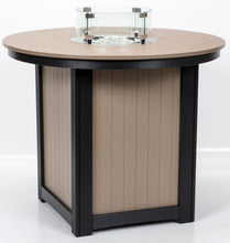 "Donoma 44"" Round Counter Height Fire Table"