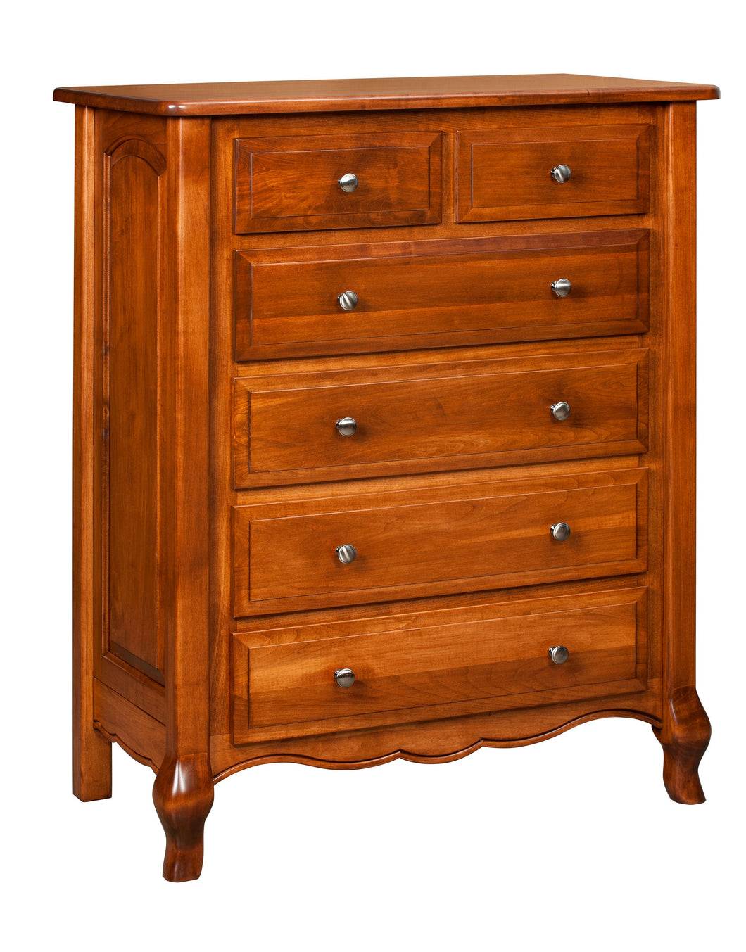 French Country 6-Drawer Chest