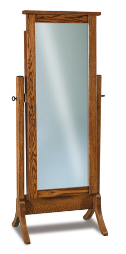 Flush Mission Cheval Mirror