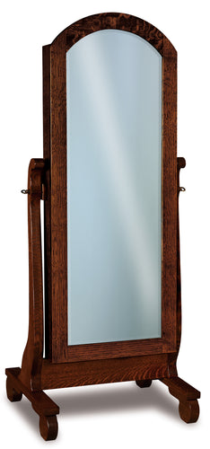 Old Classic Cheval Mirror