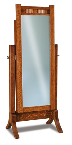 Sequoyah Cheval Mirror