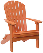 Comfo Back Adirondack Folding Chair
