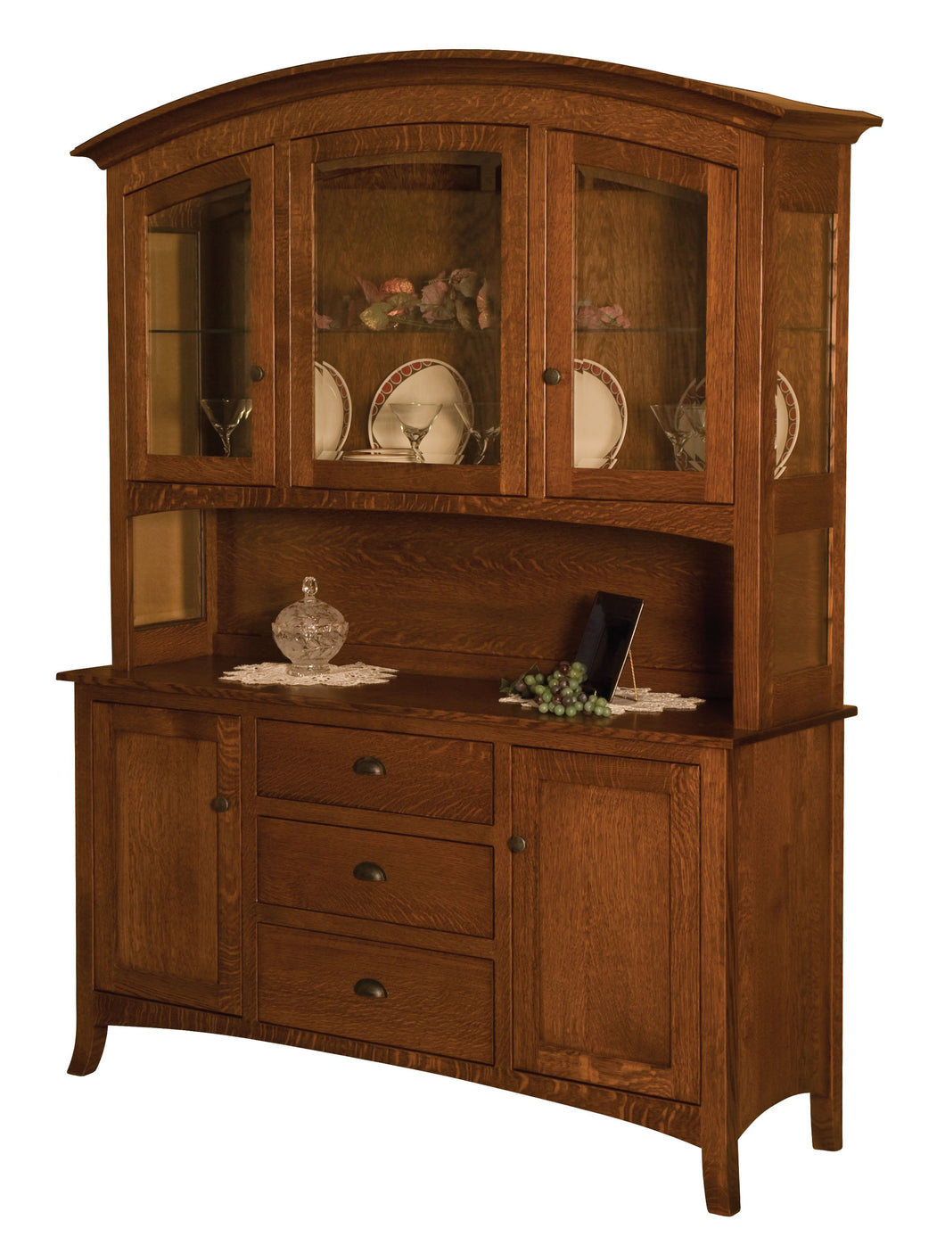 New Century Mission Hutch