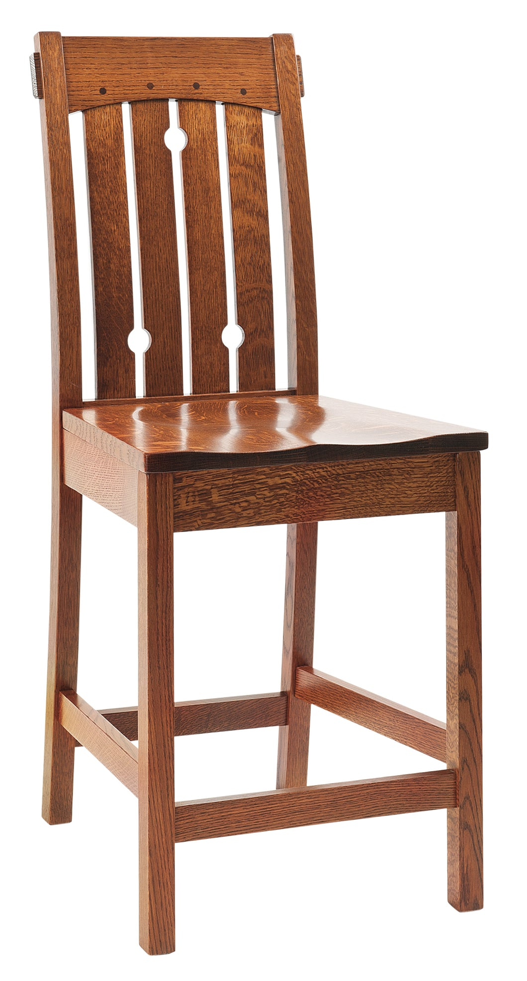 Douglas Stationary Bar Stool