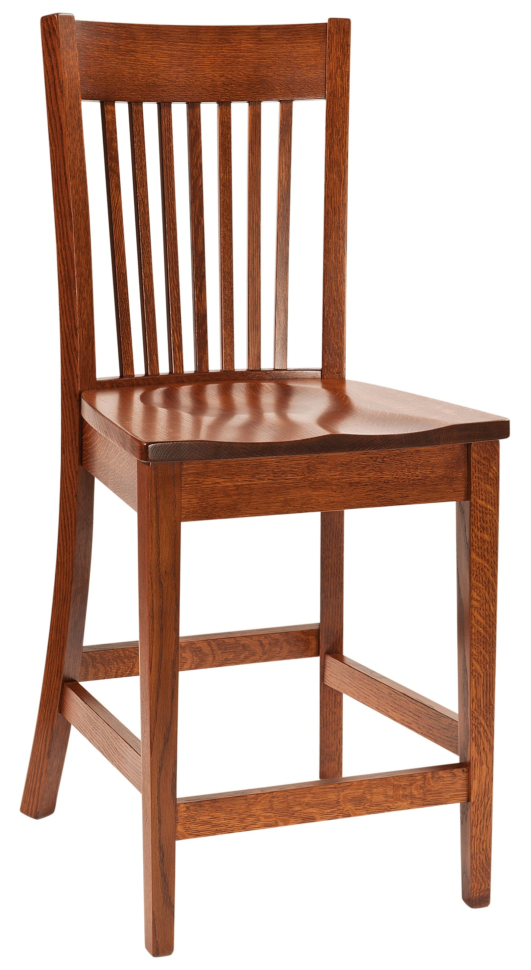 Mill Valley Stationary Bar Chair