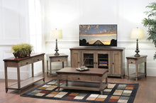 Frontier Sofa Table