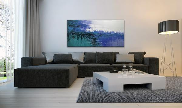 Tips & Ideas for Displaying Oversize Artwork