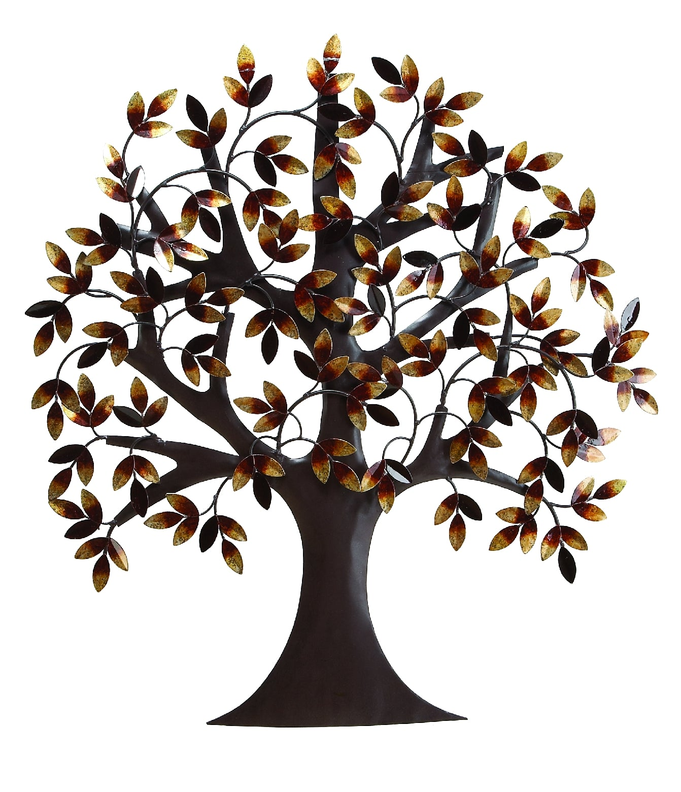 Metal Tree Wall Decor For Elite Class Decor Enthusiasts