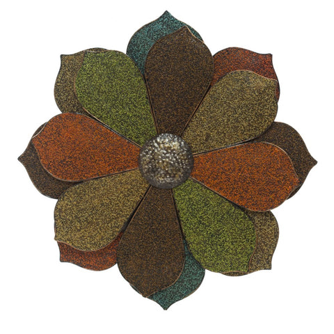 Metal Hand Craft Wall Decor, Multicolor