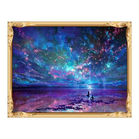 5D Diamond Embroidery Painting Wall Decor