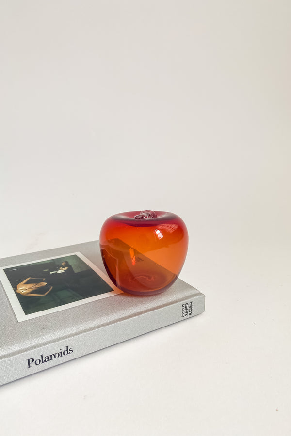 Ombre Glass Apple