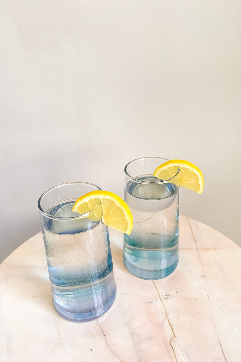 Ombre Blue Tumblers