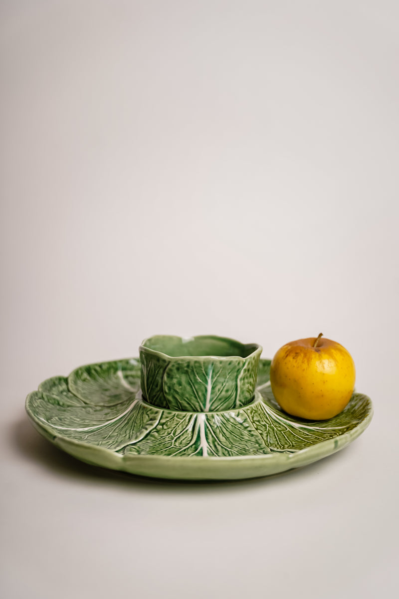 Cabbage Earthenware Dish