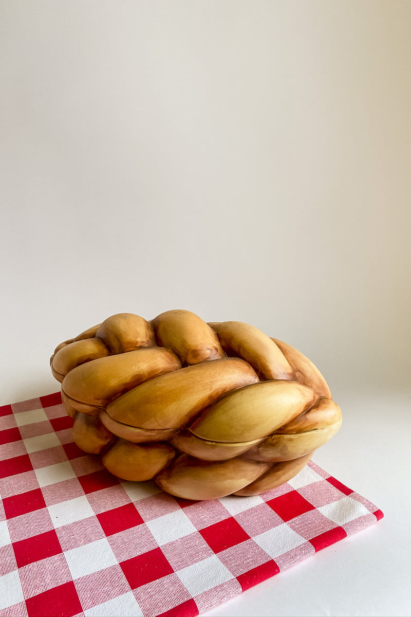 Plaited Bread Tureen