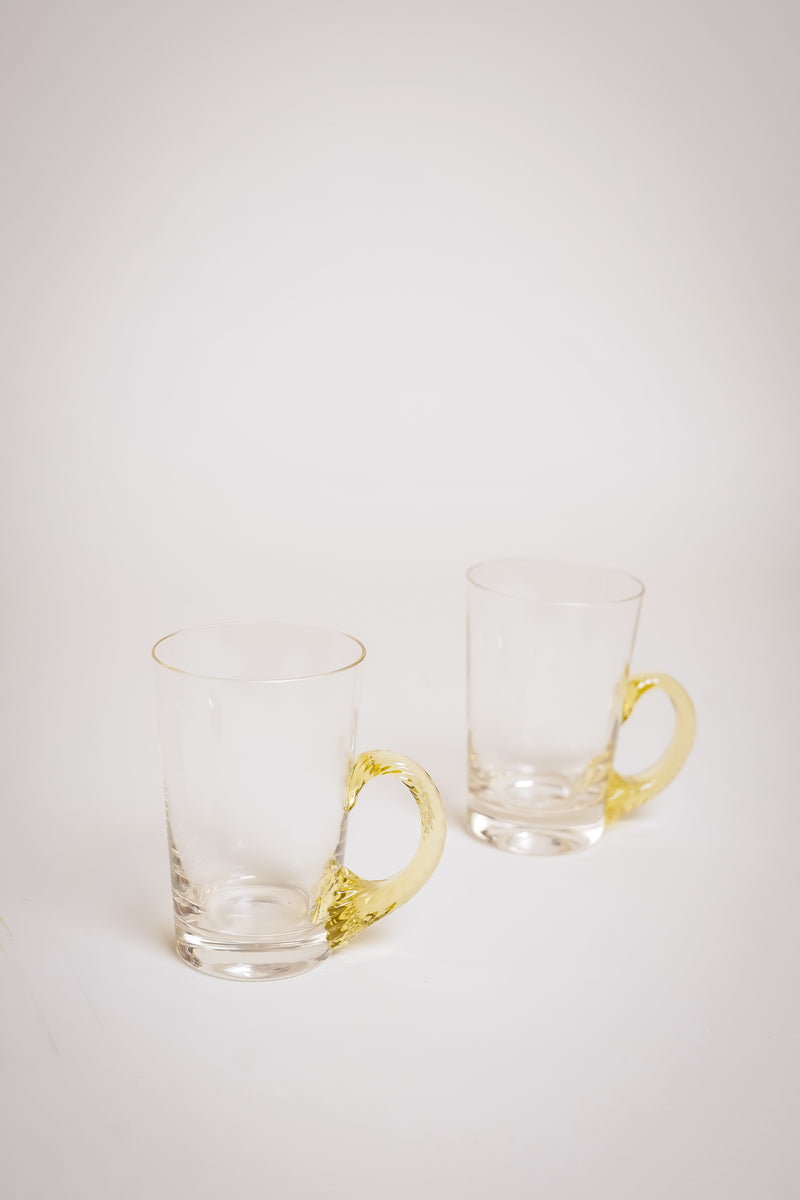 Italian Art Deco Glasses