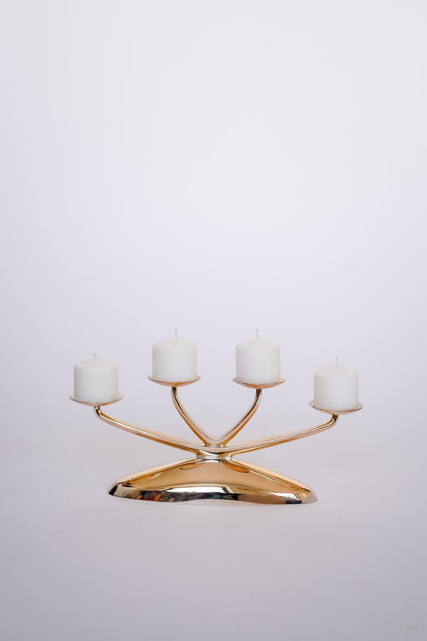 Modernist Candle Holder