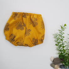 Load image into Gallery viewer, LIMITED EDITION - Hand Printed Ochre Lionfish Bloomers