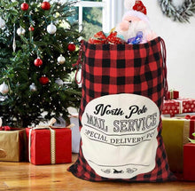 Load image into Gallery viewer, North Pole Mail Service Bags