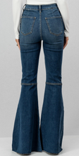 Load image into Gallery viewer, DENIM BELL BOTTOMS