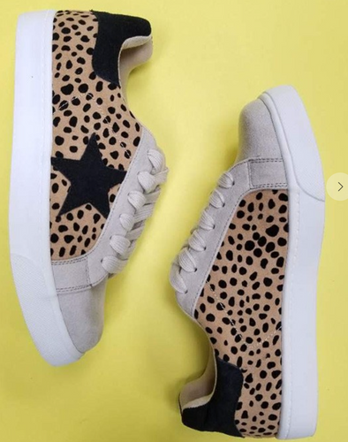 Cheetah Star Shoes