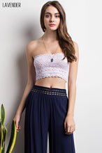 Load image into Gallery viewer, KNIT SCALLOP BANDEAU