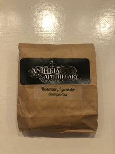 Rosemary Lavender: Shampoo Bar