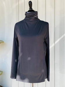 Super Soft Turtle Neck (Charcoal)
