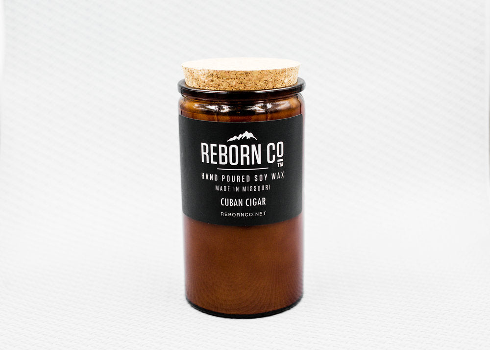Reborn Candles-Large Cork
