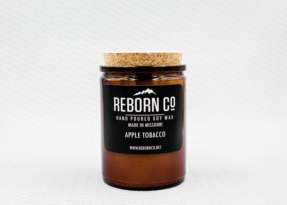 Reborn Candles-Medium Cork