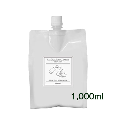 NATURAL ION CLEANER 1L