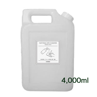 NATURAL ION CLEANER 4L