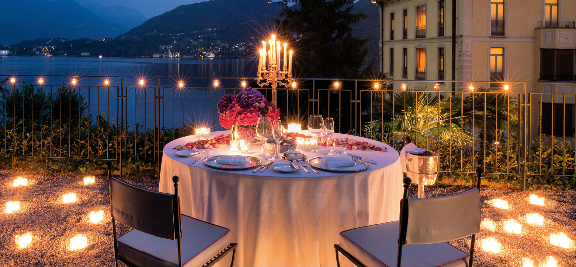 Love me on Lake Como