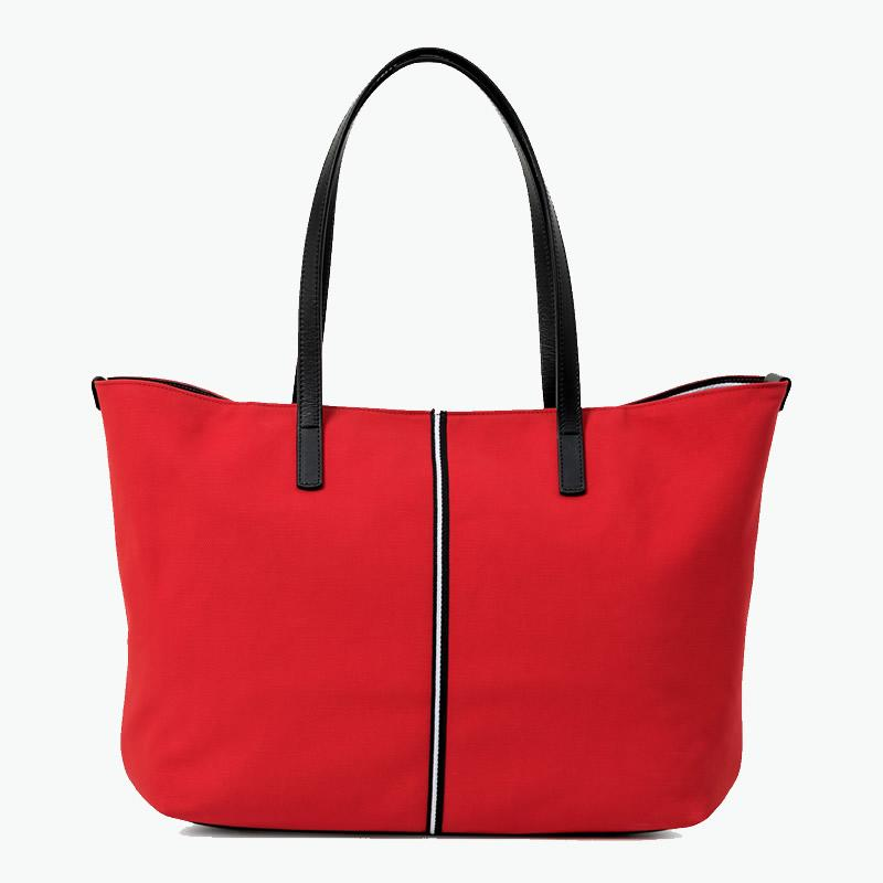 Celesia Medium Tote Canvas and Leather