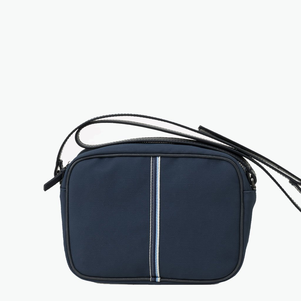 Margherita Crossbody Canvas and Leather