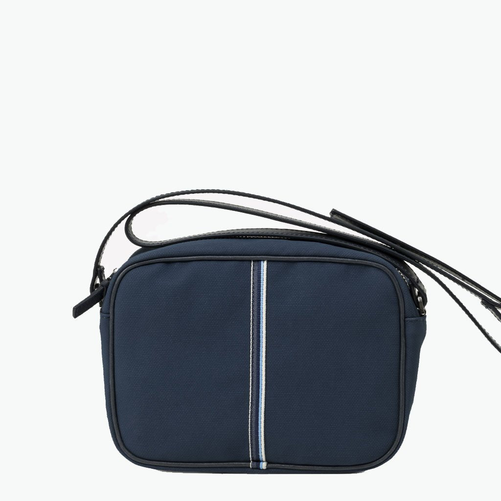 Margherita Crossbody Canvas and Leather - Nosetta