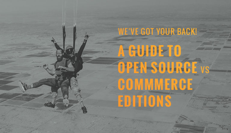 What Are The Differences In Magento Open Source and Commerce Editions?